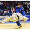 Prata para Anri Egutidze no europeu de juniores de Judo