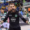 Sporting na final da Taça UEFA em Futsal