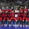 Portugal na final do europeu de Futsal frente à Espanha