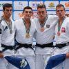 Prata para João Fernando no euro júnior de judo