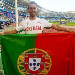 Portugal chegou ao ouro na abertura do Atletismo nos Jogos Europeus