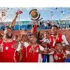 Sporting de Braga consagrou-se tricampeão europeu de Futebol de Praia na Nazaré