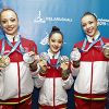 Prata e duplo bronze para Portugal nos Jogos Europeus Minsk'2019