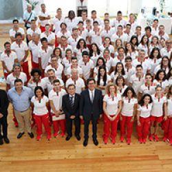 Portugal no Festival Olímpico da Juventude Europeia