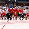 Portugal empatou com a Argentina no mundial de hóquei em Patins (masculino)