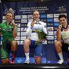 Maria Martins com bronze histórico no europeu de ciclismo