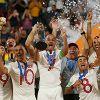 Portugal conquistou terceiro título mundial de praia