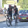 Michal Kwiatkowski e Richard Carapaz chegaram com o mesmo tempo no Tour de France
