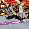 Sporting começou a vencer na Liga Europeia de Andebol