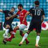 """Benfica adiou o """"dilúvio"""" mas ficou-se pelo empate em Ponta Delgada"""