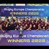 Georgia vence Rugby Europe Championship 2020, Espanha em Segundo