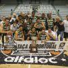 Sporting conquistou a Taça de Portugal de Basquetebol pela sétima vez