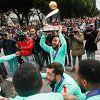 O futsal português em franco crescimento no Século XXI