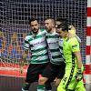 Sporting nas meias-finais da Liga dos Campeões de Futsal