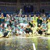 Sporting conquistou a UEFA Champions League de Futsal pela segunda vez