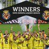 Espanhóis do Villareal conquistaram Liga Europa pela primeira vez