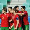 Portugal nas meias-finais do Europeu de Futebol de sub21 com Mota e de … bicicleta após Itália ficar com 10 jogadores