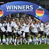 A Alemanha venceu o Europeu de Futebol de Sub-21 ante a apatia da selecção nacional