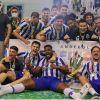 F. C. do Porto conquistou a nona Taça de Portugal com dobradinha na época