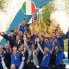 Itália resiliente sagrou-se campeã da Europa em Futebol