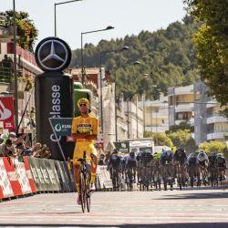 Rafael Reis a toda a velocidade com dupla vitória em dois dias na Volta a Portugal Santander