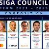 SIGA foi a votos e português João Paulo Almeida foi eleito para o Conselho