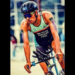 Filipe Marques com bronze no europeu de Paratriatlo em Valência