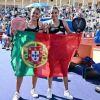 Ana Catarina Nogueira e Sofia Araújo com vitória inédita em Albacete, a contar para o World Padel Tour