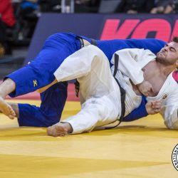 Anri Egutidze com bronze no Judo em Paris