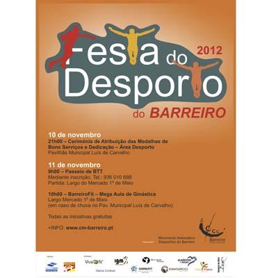 flyer Festa Desporto 2012