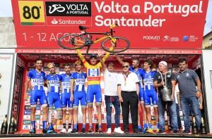 80ª Volta a Portugal Santander 2018