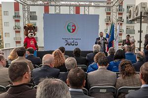 Inauguração Oficial da Sede FPJ 0