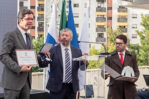 Inauguração Oficial da Sede FPJ 4
