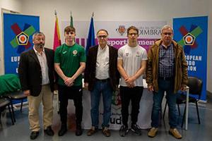 ApresT Europa de Juniores Coimbra 2019