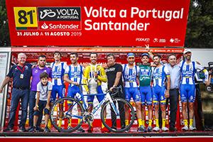 81ª Volta a Portugal Santander 2019