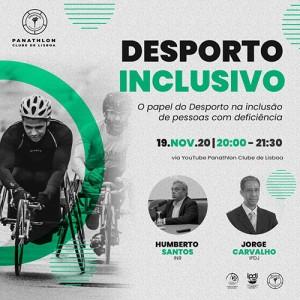 Desporto Inclusivo: O papel do desporto na inclusão de pessoas com deficiência