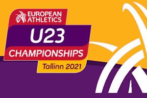 Europeus Atletismo Sub23 Tallinn