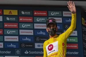 Ciclismo-VoltaPortugal-NovoCamisolaAmarela-10-08-2021