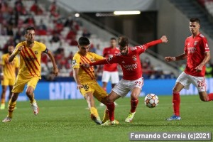 SLB vs Barcelona _1002