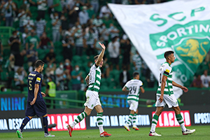 Sporting CP v FC Porto: Liga Bwin